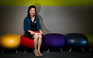 Diane Li, Savage Branch Manager