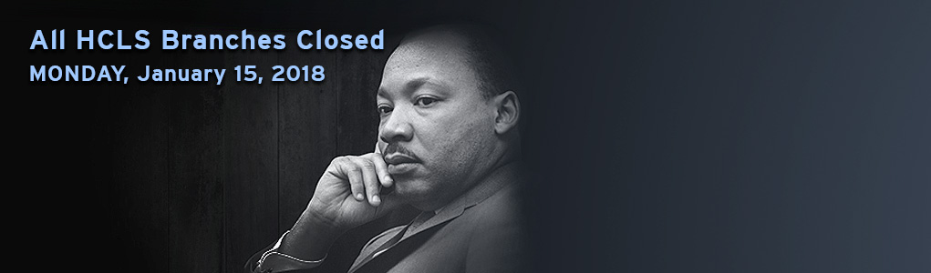 martin luther king day closing