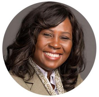 Photo of CEO Tonya Aikens