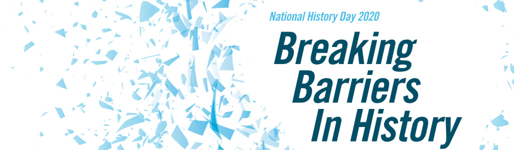 Image result for breaking barriers history day