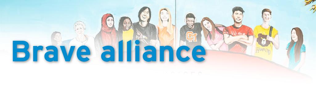 Brave Alliance header image
