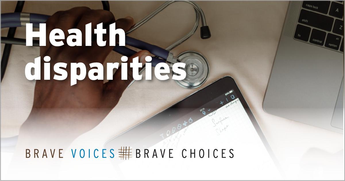 healthcare disparities