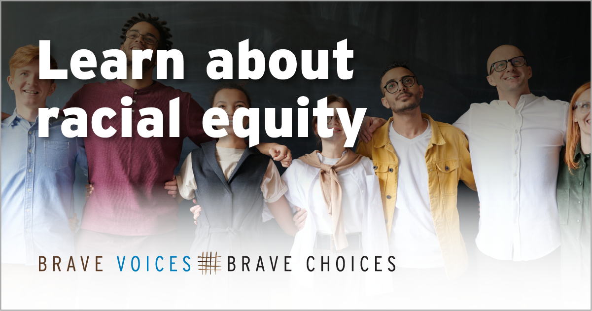 Learn about racial equity
