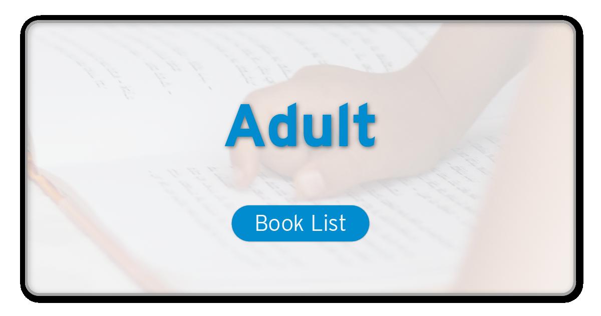 reading list adults